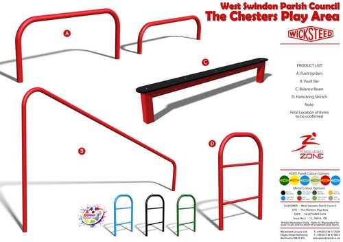 The Chesters Fitness Area