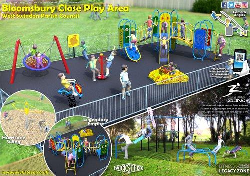 Bloomsbury Play Area